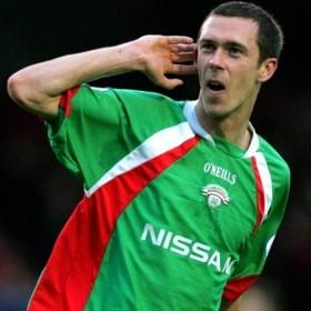 Camisola retro Cork City FC 2004-05