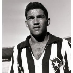 Camisola retro Botafogo anos 60-70