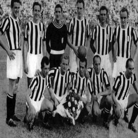 Camisola retro Juventus 1952/53