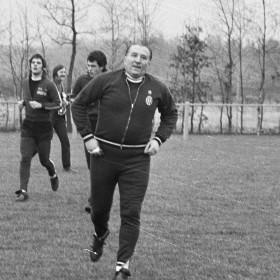 Juventus retro football Jacket 1971-72