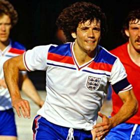 Camisola retro Inglaterra 1982