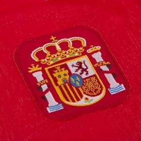 Camisola de Espanha histórica 1984
