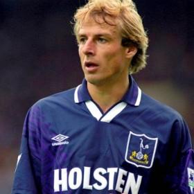Camisola retro Tottenham Hotspur 1994 Away