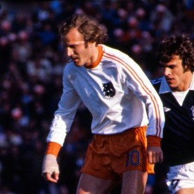 Camisola retro Holanda Copa do Mundo 1978