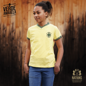 Brazil | Verde | Amarela | Kids