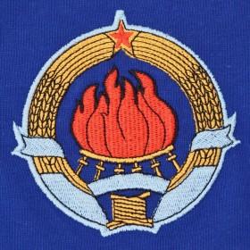 Camisola retro Iugoslávia 1974
