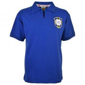 Camisola retro Brasil reserva Copa 1958
