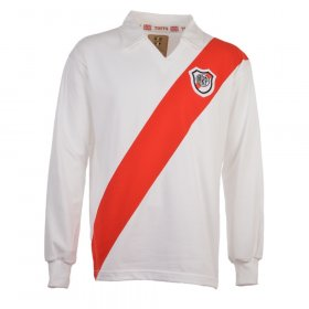 Camisola River Plate anos 60