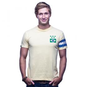 T-Shirt Brasil Capitão Futebol