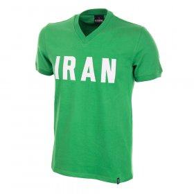 Maillot rétro Iran années 70