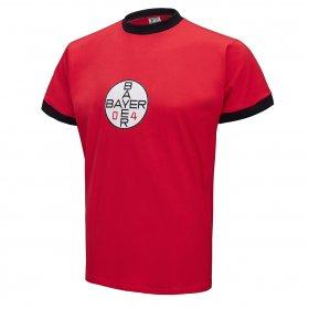 Camisola Bayer Leverkusen anos 70