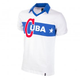 Camisola retro Cuba 1962 Castro