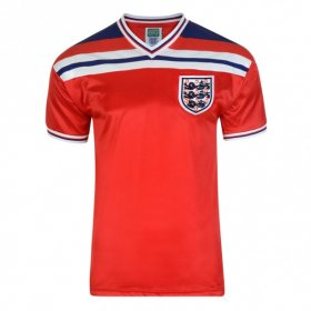 Camisola retro Inglaterra 1982 - Away