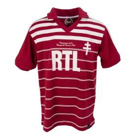 Camisola Retro FC Metz 1984