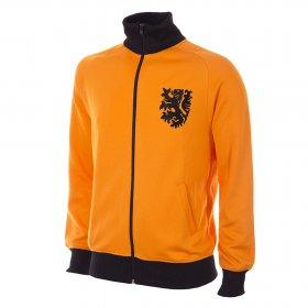 Casaco Holanda anos 1978 laranja