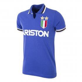 Camisola retro Juventus 1983 reserva