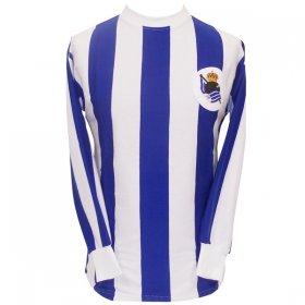 Camisola retro Real Sociedad 1960