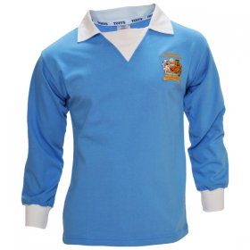 Camisola Retro Manchester City 1976