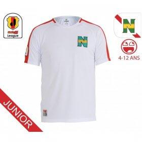 T-Shirt New Team Oliver Atton Red - Criança V2