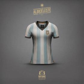 Argentina | La Albiceste | Woman