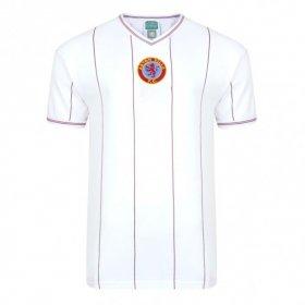 Camisola Aston Villa 1982 blanca
