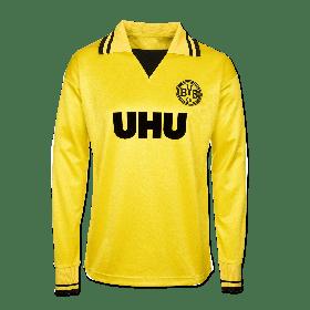 Camisola Borussia Dortmund 1980-83 ML