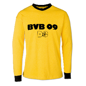 Camisola Borussia Dortmund 1975-76