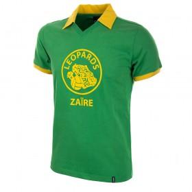 Camisola retro Zaïre Copa 1974