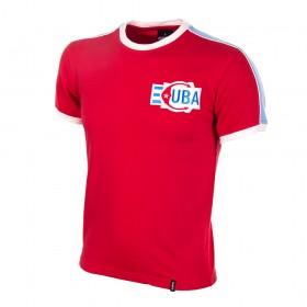 Camisola retro Cuba anos 80