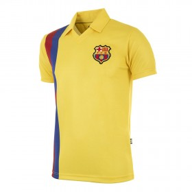 FC Barcelona 1981-82 Away retro shirt