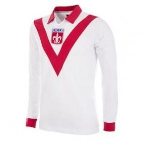 Lille OSC 1954 - 55 Camisola de Futebol Retro