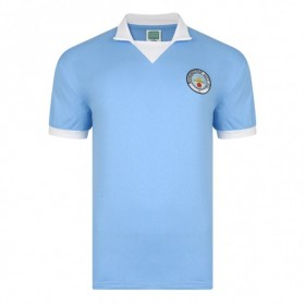 Camisola Manchester City 1975/76