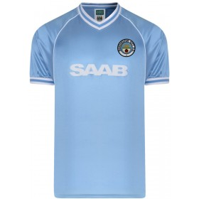 Camisola Manchester City 1982