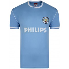 Camisola Manchester City 1986