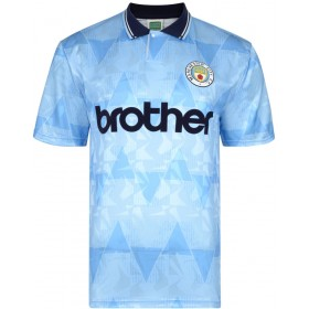 Camisola Manchester City 1989-90
