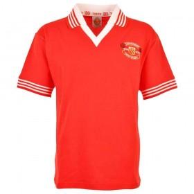 Camisola retro Manchester United 1978-79