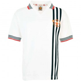 Camisola retro Manchester United 1978 Centenary Away