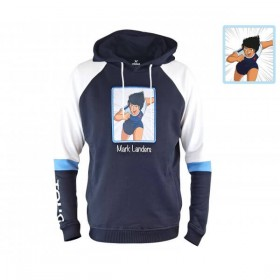 Sweat Shirt Captain Tsubasa Mark Landers