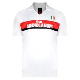 Camisola AC Milan 1988/89 Branca