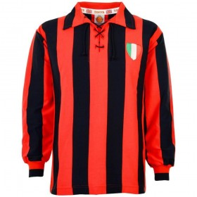 Camisola retro Milan 1950