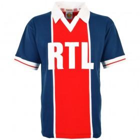Camisola retro Paris 1981-82