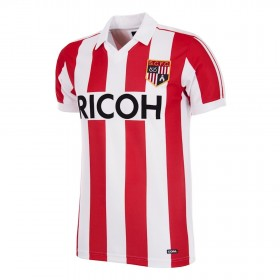 Camisola retro Stoke City FC 1981-83