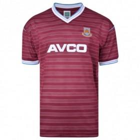 Camisola retro West Ham 1978