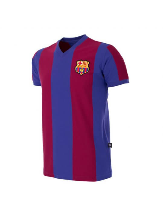Camisola FC Barcelona  anos 1970