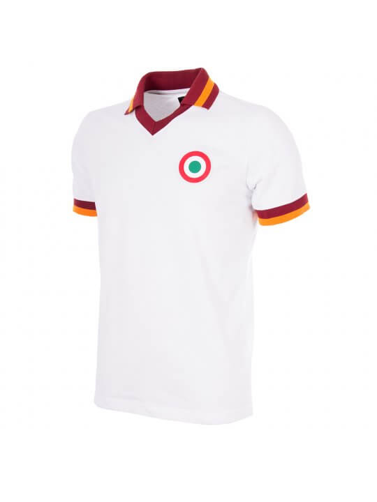 Camisola AS Roma 1980-81