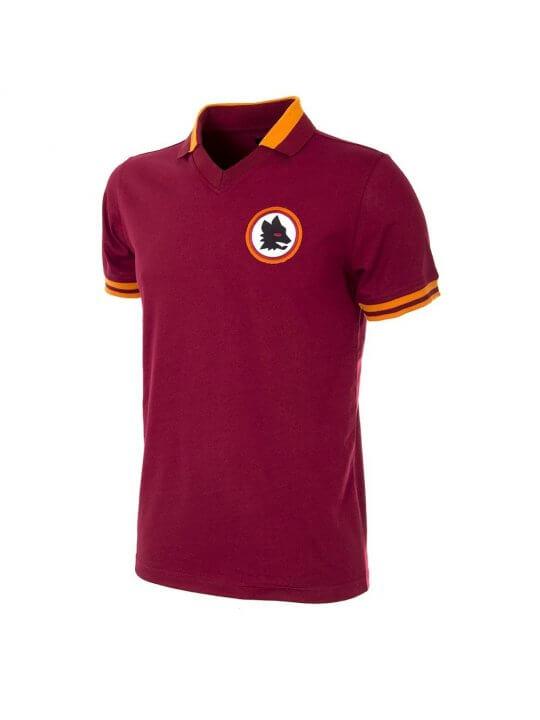 Camisola AS Roma 1977/78