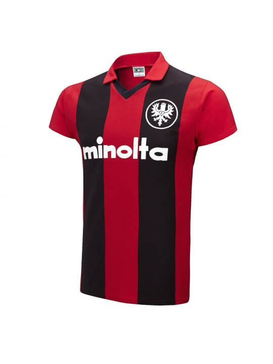 Camisola Eintracht Frankfurt 1979-80