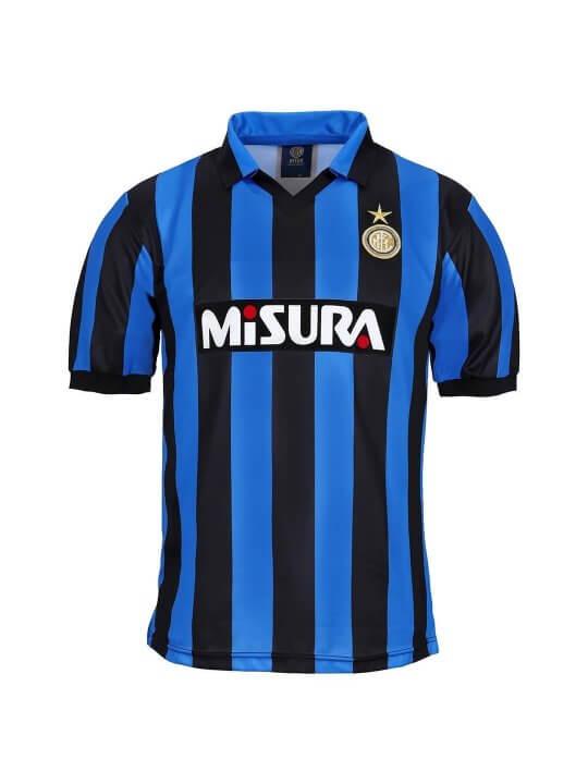 Camisola retro Inter 1990/91