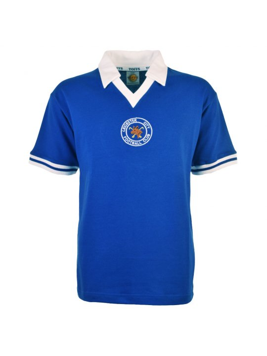 Camisola Leicester City 1976-79