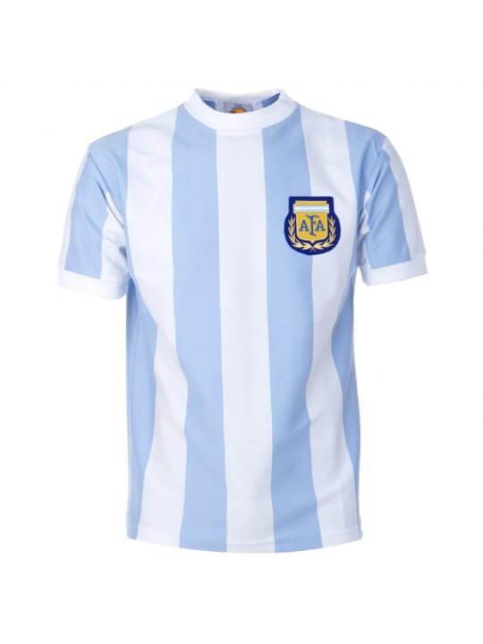 Camisola retro Argentina 86